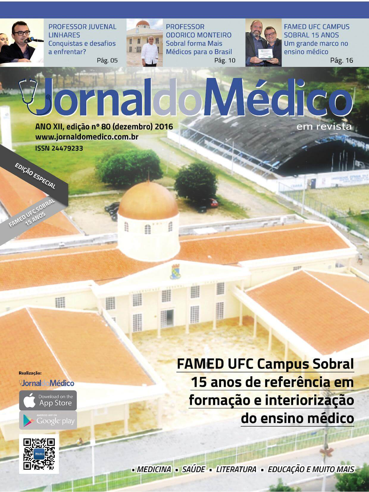 Jornal do me%cc%81dico quinze anos famed sobral hq page 001